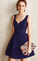 Women Hot Sale Dress Sexy Deep V Neck Sleeveless Party Dress High Quality Knitting Vintage Ball