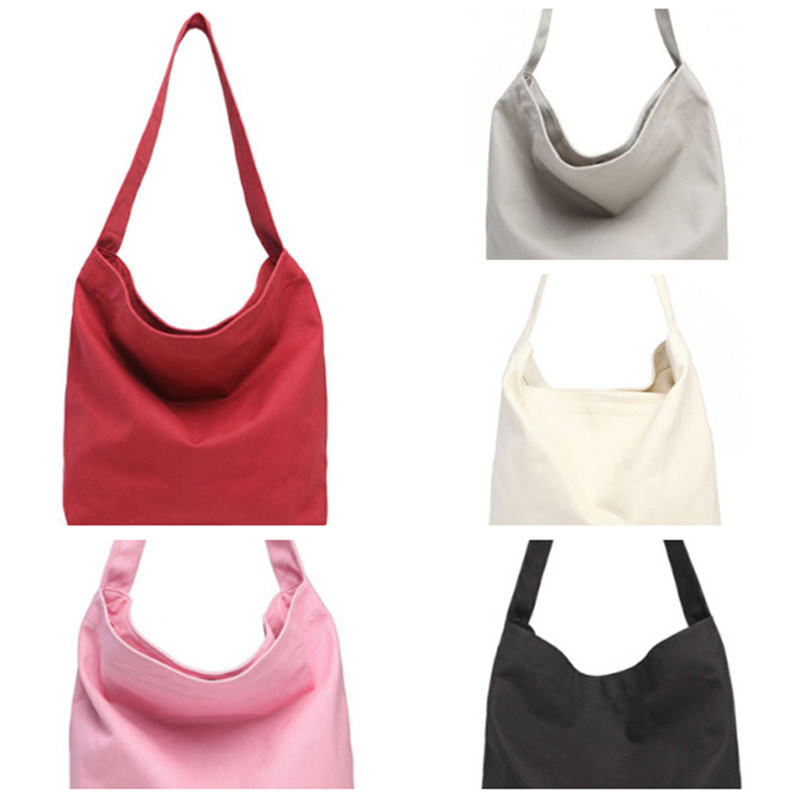 LHLYSGS brand women bag Single shoulder canvas bag bags for women 2018 fashion simplicity leisure fashion fun big capacity