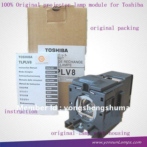 tlp lv8 projector lamp for toshiba tdp t45 projector in mercury rh aliexpress com Toshiba 55HT1U Manual Toshiba Laptop User Manual