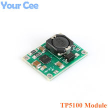 2 cellules TP5100 unique Lithium ion chargeur de batterie Module 2A charge PCB carte Module de gestion WH370 4.2 V 8.4 V(China)