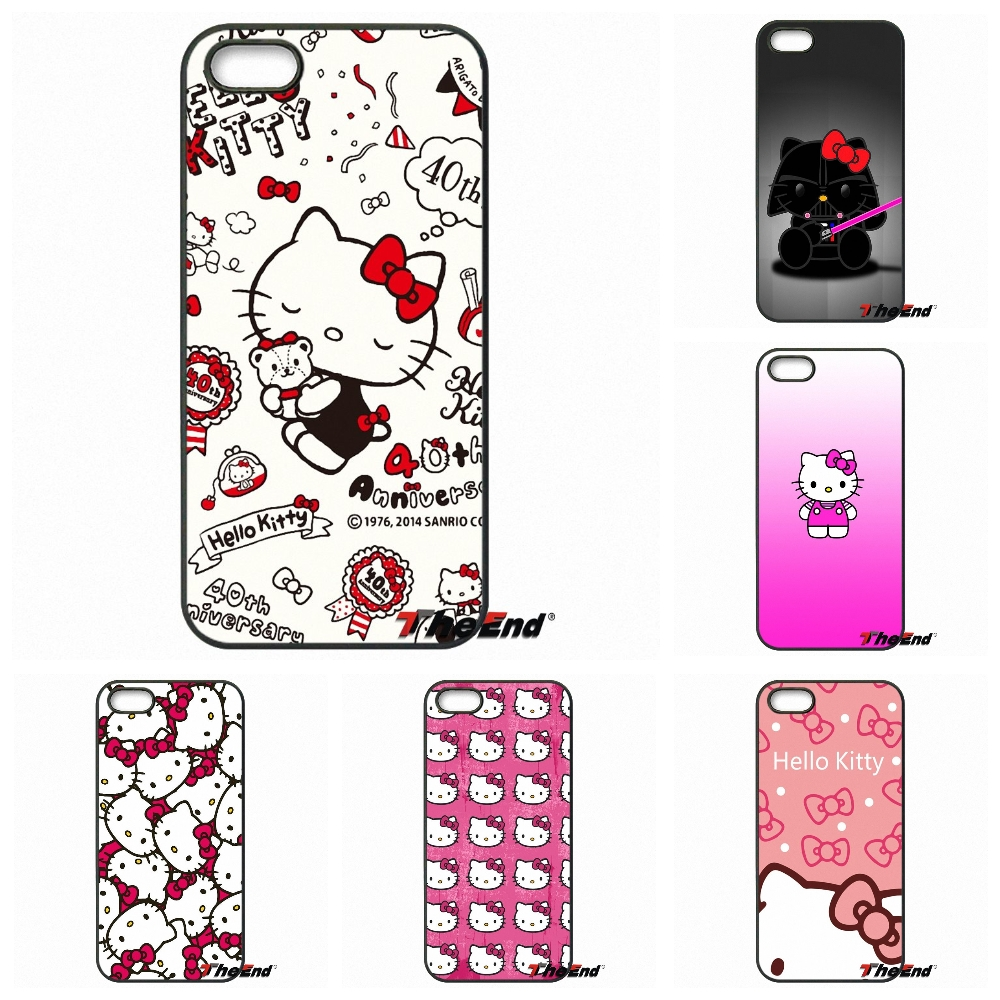 Cute Cartoon Animals Pink hello Kitty Phone Case For Motorola Moto E E2 E3 G G2 G3 G4 PLUS X2 Play Style Blackberry Q10 Z10