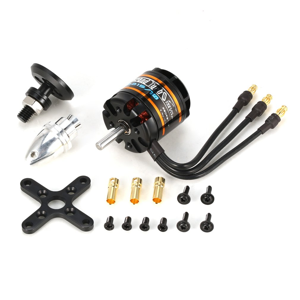 Emax GT2218/09 GT2215/10/12 1100KV 2-3S Lightweight Power <font><b>Brushless</b></font> <font><b>Motor</b></font> for <font><b>RC</b></font> Fixed Wing Airplane Drone Quadcopter Spare Part image