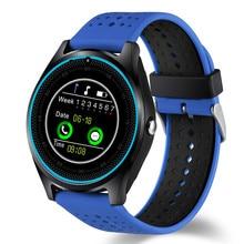 Call GSM SIM TF Card MP4 smart watch men Camera lovers Bluetooth Watches women Smartwatch Android Phone clock relogio reloj saat