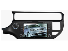 Android 6.0 16GB quad core PX3 android car dvd for kia rio 2015 2016 bluetooth radio gps wifi dvr map 3G