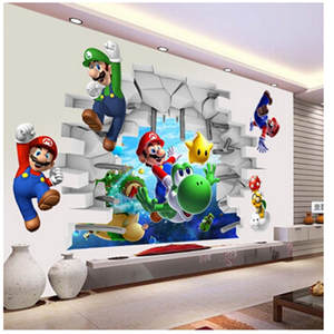 Vinyl Mural Decals Removable Wall-Sticker Nursery Living-Room Home-Decor Boy Bedroom