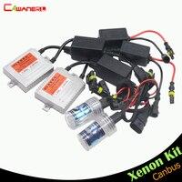 Cawanerl 55 Watt Auto Canbus HID Kit AC 10000 Karat Blau Xenon Ballast Birne Scheinwerfer Nebelscheinwerfer H1 H3 H7 H8 H9 H11 9005 9006 HB4 880 881