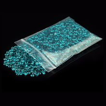 10mm 4CT Acrylic Diamond Confetti Table Scatter Crystals Wedding Party Table Decoration Free Shipping New Brand(China)