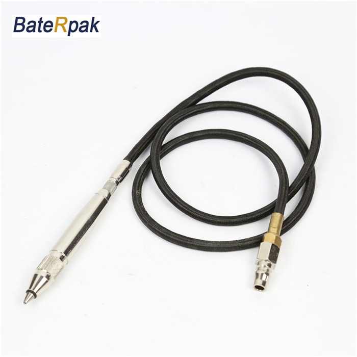 FK-888 BateRpak Pneumatic hand write pen,metal products engraving logo Machine,batch number printer,hand coding Machine metal name plate engraving machine for batch number marking
