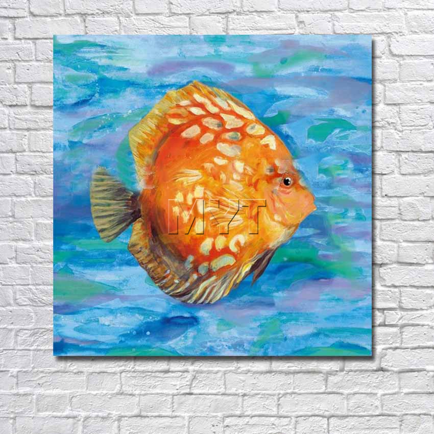 Wall Painting Animal Pictures on Canvas High Quality Painting for Home Decor with Framework Painting Hot Sale Art
