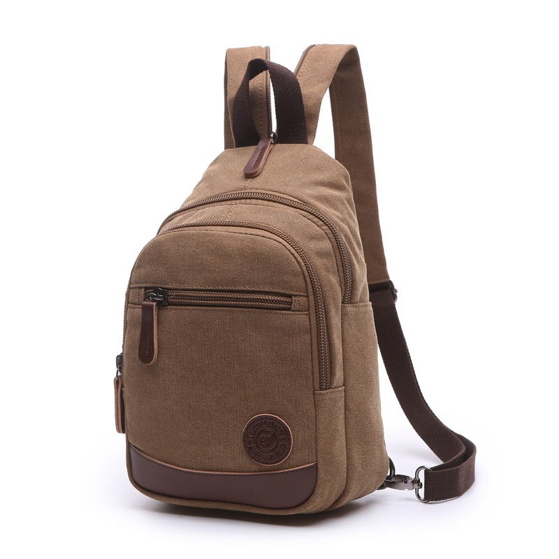 2018 Women Men Canvas Backpacks Large School Bags For Teenager Boys Girls Travel Laptop Backbag Mochila Rucksack Khaki