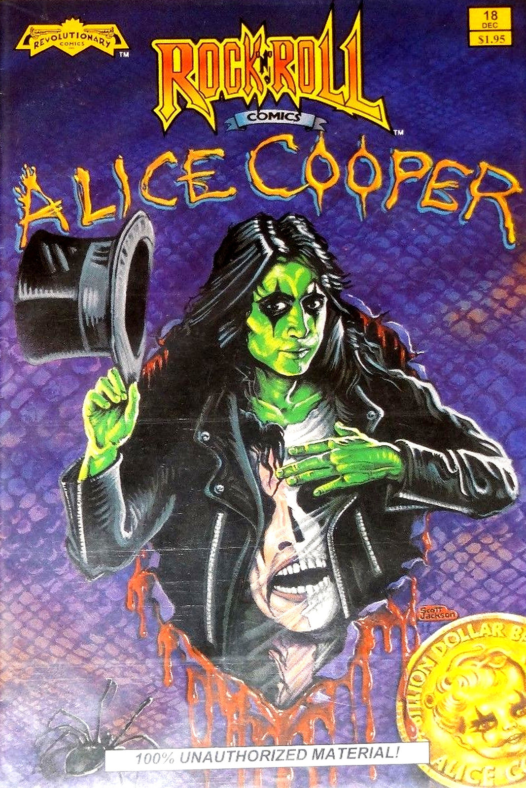 5ec969e3 Buy posters alice cooper and get free shipping on AliExpress.com