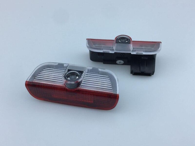 Voiture fantôme Courtoisie ombre bienvenue lumière Laser logo porte projecteur lampe Pour Porsche Cayenne 958 911 Boxster CARRERA4 MACAN S3 s4