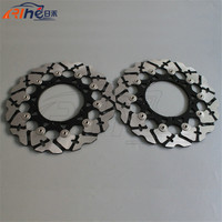 New Style Aluminum Alloy Stainless Steel Motorcycle Front Brake Disc Roto For YAMAHA YZF R1 2007