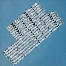 832Mm 14 Stuk/set Led Array Bars Voor Samsung UE40F6200AK UE40F6200AS 40 Inch Tv Backlight Led Strip Licht Matrix Lampen bands