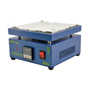 Image 3 - 946C Electronic Hot Plate Preheating Statio Heating Led Lamp Soldering Station Heating Work For Phone Lcd Screen Separate