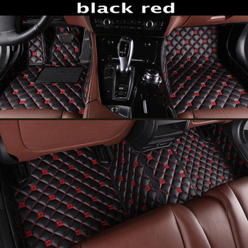 Custom fit car floor mats for Land Rover Discovery 34 freelander 2 Sport Range Rover Sport car styling carpet liner Mercedes-Benz CLA-класс