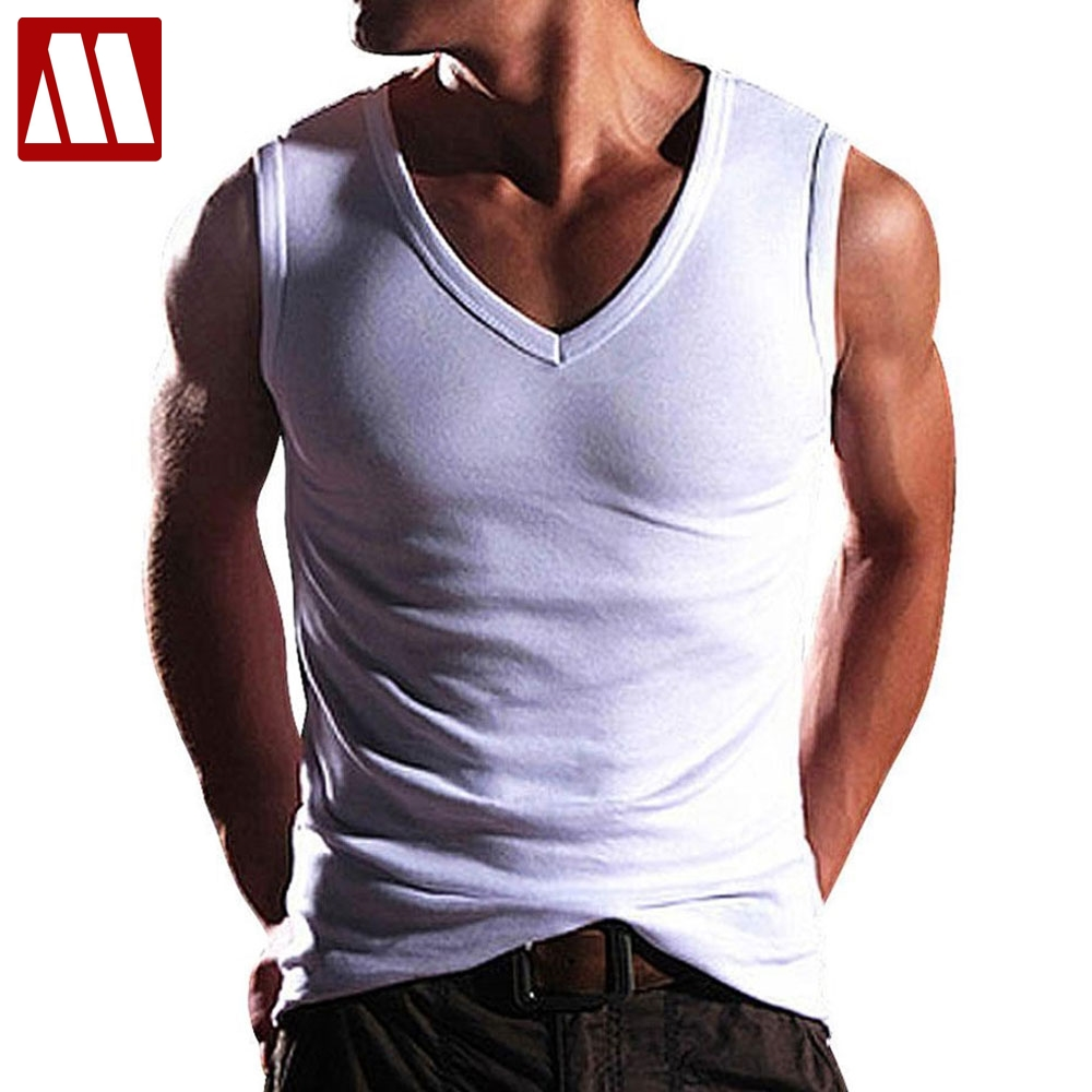 2018 New High Quality Fashion Men's Summer Clothing Robust Body Slimming Cotton Undershirt Shaper Vest Man's Muscle Tank Tops