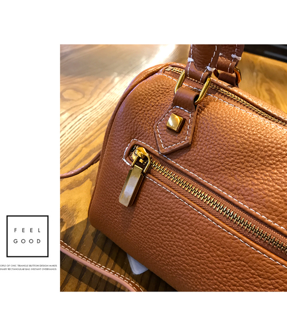Women's Designer Boston Handbag