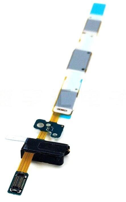 For Samsung J5 2016 J5108 J510F Menu Back Sensor Keypad Button  Audio Headset Headphone Plug Connect Repair