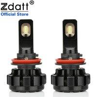 2Pcs Super Bright Led Lamp H11 H8 Canbus Headlights 60W 9600Lm Car Led Light 12V Fog