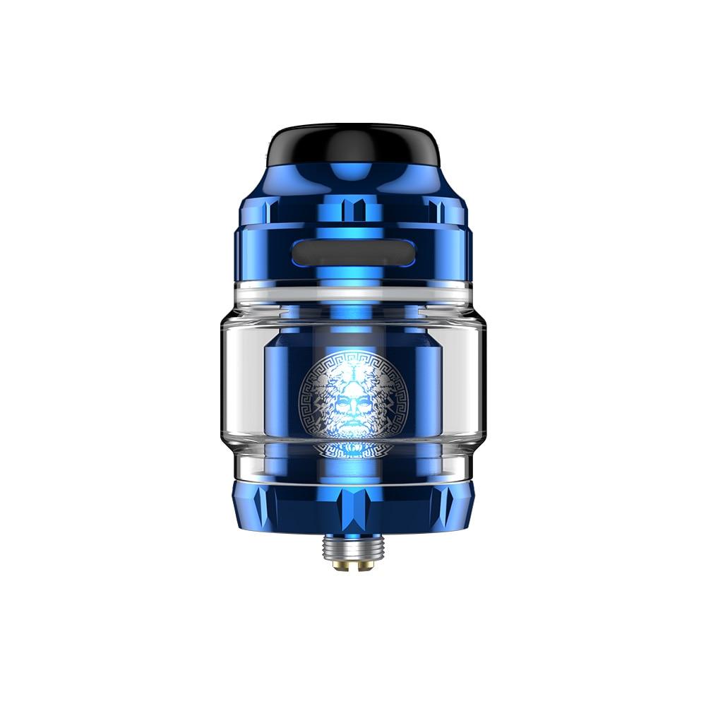 Regalo gratis GeekVape Zeus X RTA 4,5 ml/2 ml capacidad tanque apoyo individual/bobina doble de edificio E -cigarrillo Vape tanque del Zeus Dual/Anubis MTL - 3