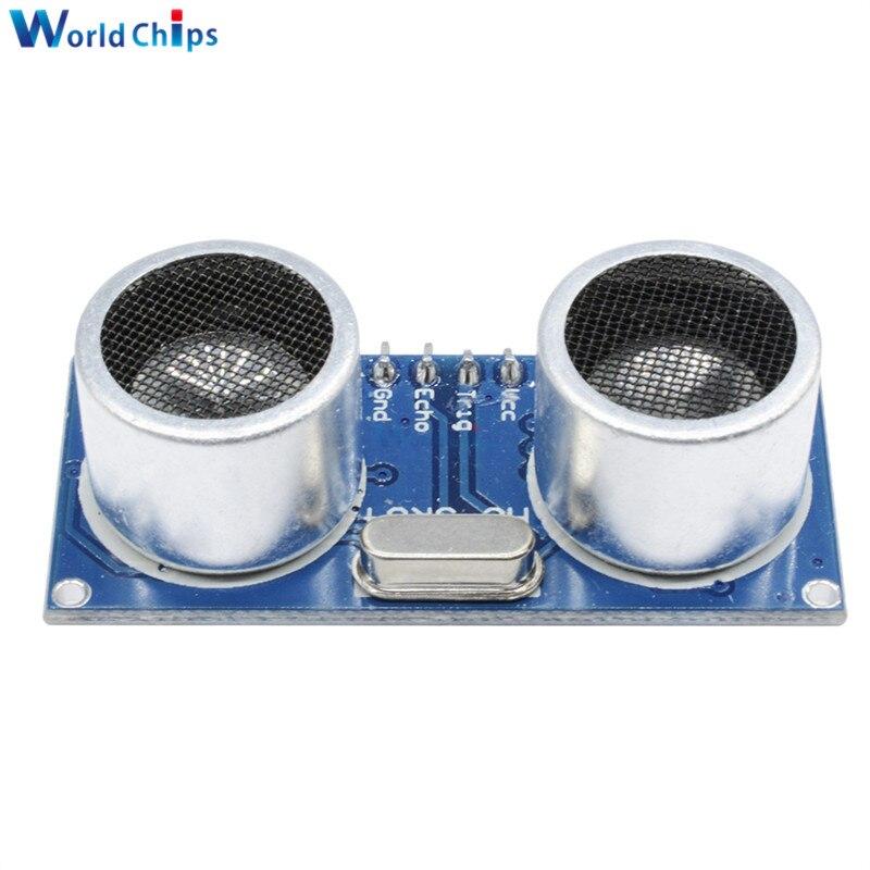 Ультразвуковой датчик HC-SR04 HCSR04 в мир ультразвуковой волновой детектор Начиная Модуль HC SR04 HCSR04 датчик расстояния для Arduino