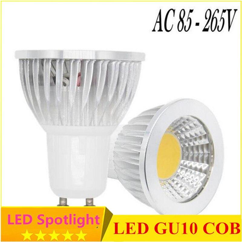 5W 7W 9W LED GU10 MR16 E14 E27 Dimmbar LED COB Lampe Birne Leuchte Spot Strahler
