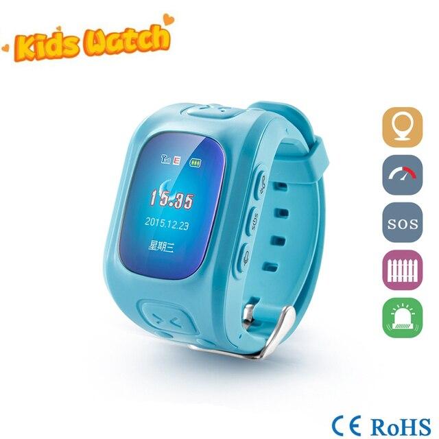 GPS Tracker Children Smart Watch Deest D5 GSM SIM Anti-Lost children's Watch Kids Safe SOS Monitor Alarm Clock Smartwatch phone
