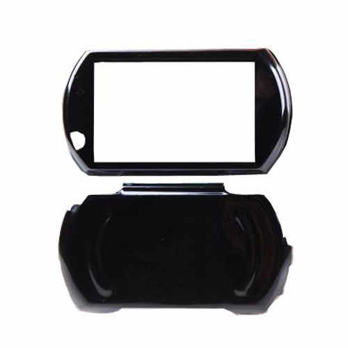 Black Protector Aluminum Travel Carry Hard Shell Case Cover Skin Pouch for Sony PSP GO