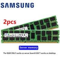 SAMSUNG 4 GB 8 GB 16 GB 8G 32 GB DDR3 8500R 10600R 12800R 14900R ECC REG 1333 MHZ 1600 MHZ 1866 MHZ PC RAM di memoria del Server 1866