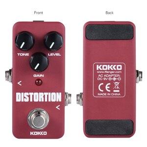 Image 3 - Портативная мини педаль для гитары KOKKO FDS2