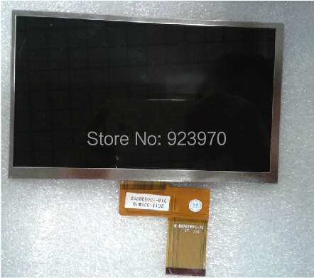 7inch LCD KR070PE7T,H-B07021FPC-72 for Freelander PD10,Freelander PD20 lcd screen display мотоблок patriot t 7 6 900 2fb pd montana diese