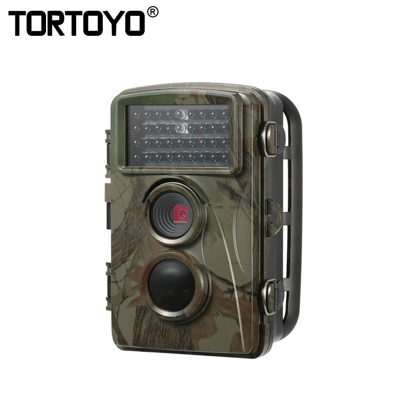 H3 Professional HD Wildlife Hunting Camera Digital Outdoor Waterproof Surveillance Camcorder IR Night Vision Motion Detection