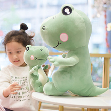 New Good Quality Soft Dinosaur Plush Toys Giant Stuffed Animal Appease Toy Doll Gift Children Photo Props