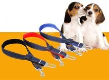 50pcs lot Good Quality New Leash for dogs perro Vehicle Car Seat Belt Seatbelt Harness Lead