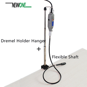 Image 3 - Dremel Holder Hanger And Rotary Flexible Shaft for Mini Drill Rotary Tool Accessories