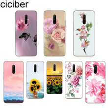 ciciber Sunflower Phone Case For Oneplus 7 Pro 1+7 Pro Soft TPU Cover for Xiaomi 9 Coque For Redmi Note 7 6 Pro Fundas Shell