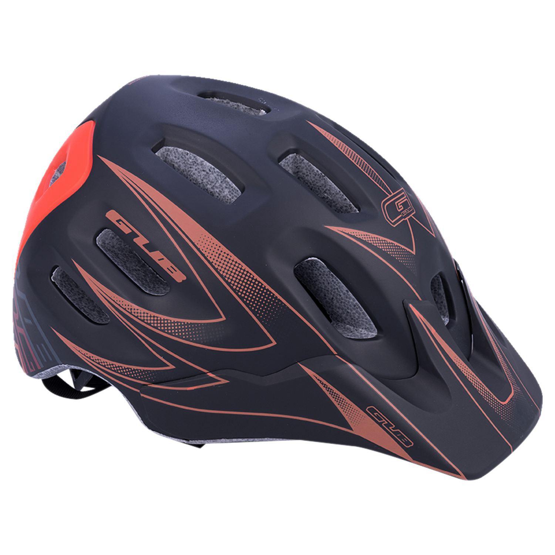 GUB Adult Cycling Bicycle Helmet Integrally-molded Outdoor Mountain Bike Helmet 19 Air Vents gub x3 16 hole outdoor mountain road cycling bike helmet yellow black