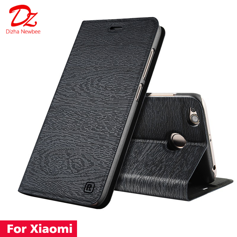 For Xiaomi Redmi four 6 Professional 4A 4X 5 5A 6A S2 Redmi Observe 5 Professional four 4X 5A three Leather-based Case For Redmi 5 Plus Pu Flip Cowl...