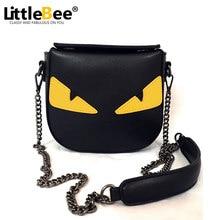 2016 Monster Tasche Frauen Messenger Bags Mini Umhängetasche Frauen Berühmte Marken Designer-handtaschen Damen Kleine Umhängetaschen weiblich