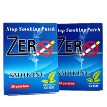 2Boxes=60pcs Natural Herbal Stop Smoking Patch 24 Hours Nicotine Provide Health Therapy Anti Smoke No Side Effect