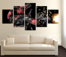 Deadpool Canvas