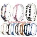 Pulseira de silicone para xiaomi mi banda 2 pulseira banda cinta para mi 2 rastreador de fitness inteligente pulseira pulseira