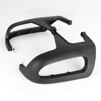 For BMW R1100S R1150R Motorcycle Engine Cylinder Protector R1150RT R1150RS R1150 R/RS/RT 2001 2003 Head Side Guard Plastic cover