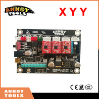 CNC 3018 2418 1610 3 Axis Stepper Motor Double Y Axis USB Driver Board Controller Laser