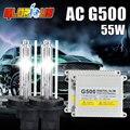 H4 xenon hid kit ксеноновые H4-1 G500 55 Вт 4300 К 5000 К 6000 К тонкий балласт HID xenon комплект 55 Вт лампы фар, ксенона h4 55 Вт