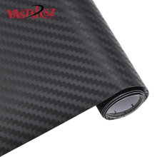 127cmx10cm car modeling 3D carbon fiber vinyl film film car motorcycle car accessories car modeling stickers and decals