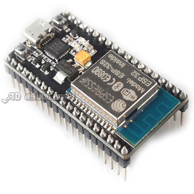 NodeMCU-32S Lua ESP-32S WiFi IOT Development Board ESP32S Dual-Core Wireless WIFI BLE Module Serial Port Internet of Things