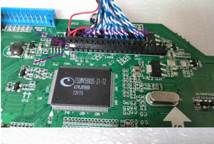 Image 3 - Original LCD screen motherboard T.VST59S.21 free shipping