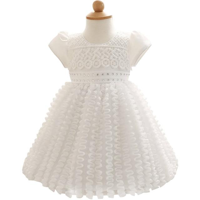White dress 9-12 months.